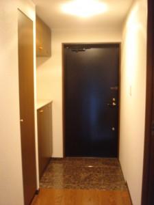 Towa Akasaka Apartment - Entrance