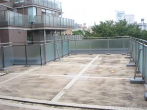 Minami-aoyama Toyoda Park Mansion - Balcony