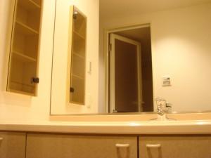 Towa Akasaka Apartment - Powder Room