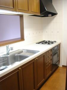 Towa Akasaka Apartment - Kitchen