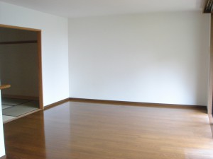 Towa Akasaka Apartment - Living Dining Room