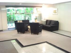 Towa Akasaka Apartment - Lobby