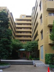 Towa Akasaka Apartment - Outward Appearance