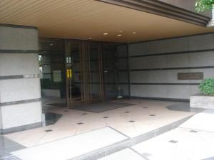 Minami-aoyama Toyoda Park Mansion - Entrance