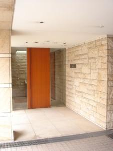 Park Court Minami-azabu - Entrance