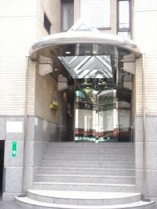 St Palace Minami-azabu - Entrance