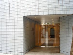 Nichirei Higashi Ginza Residence - Entrance