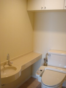 Nichirei Higashi Ginza Residence - Restroom