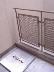 Nichirei Higashi Ginza Residence - Balcony