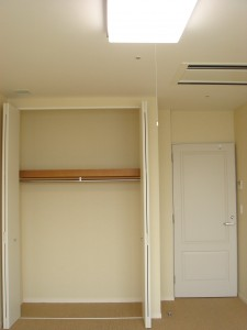 Nichirei Higashi Ginza Residence - Bedroom