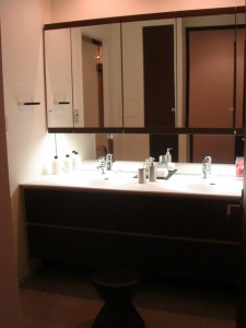 Apartments Tower Meguro - Powder Room
