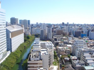 Apartments Tower Meguro - View