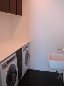 Apartments Tower Meguro - Washing Room
