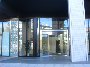 Apartments Tower Meguro - Entrance