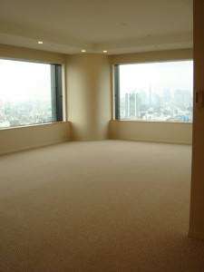 La Tour Chiyoda - Living Dining Room