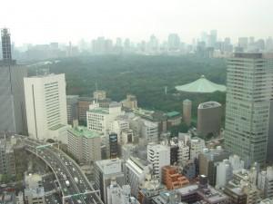 La Tour Chiyoda - View