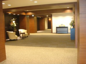 La Tour Hanzomon - Lobby