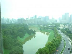 La Tour Hanzomon - View