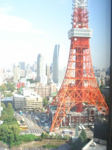 Park Habio Azabu Tower - View