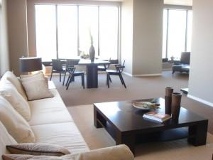 Park Habio Azabu Tower - Living Dining Room