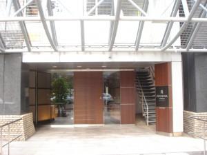 Residia Tower Azabu-juban - Entrance