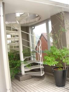Blossom Terrace - Balcony
