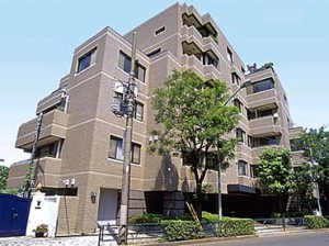 Minami-aoyama Toyoda Park Mansion - Outward Appearance