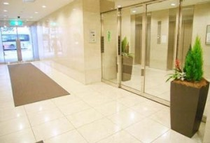 Nichirei Higashi Ginza Residence - Lobby