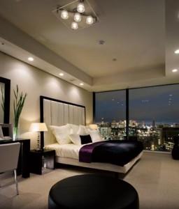 La Tour Shibuya - Bedroom
