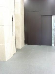 Anzen Building - Lobby