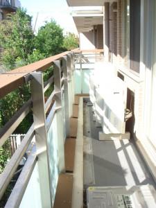 La Tour Ichigaya Sadohara - Balcony