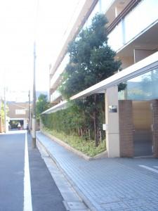 La Tour Ichigaya Sadohara - Outward Appearance