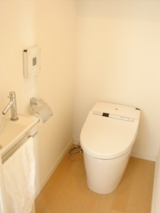Roppongi Duplex M's - Restroom