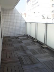 Roppongi Duplex M's - Balcony