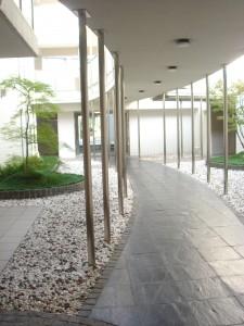 Windsor House Hiroo - Courtyard