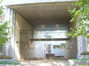 Gaien Residence - Entrance