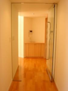 Gaien Residence - Corridor