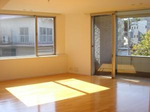 Gaien Residence - Living Dining Room