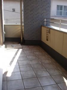 Gaien Residence - Balcony