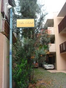 Villa Soleil - Entrance