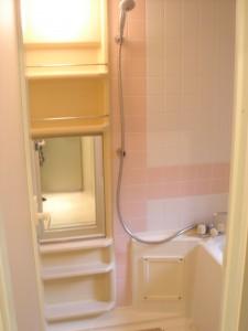 Linde Jingumae - Bathroom