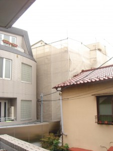 Linde Jingumae - View
