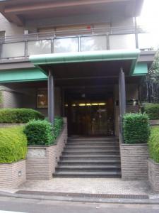 Residia Yoyogikoen - Entrance