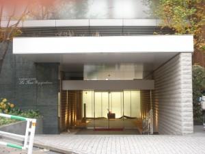 La Tour Yoyogiuehara - Entrance