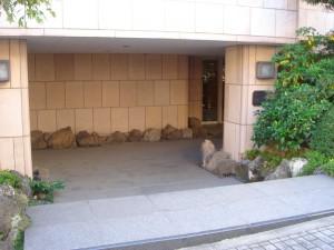 Palace Royal Shoto - Entrance