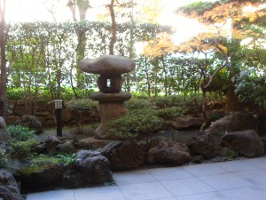 Palace Royal Shoto - Garden