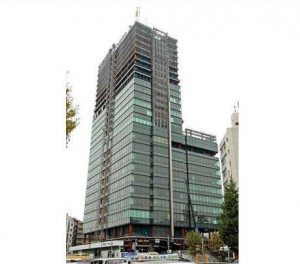 La Tour Shibuya - Outward Appearance