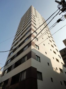 Apartments Tower Azabu-juban - Outward Appearance