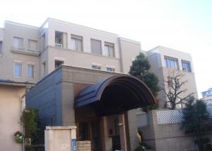 Minami-aoyama Takagicho Park Mansion - Outward Apperance