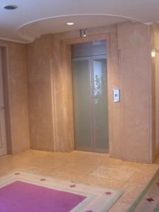 Minami-aoyama Takagicho Park Mansion - Elevator